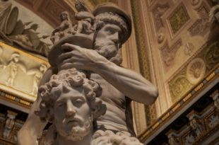 Aeneas, Anchises and Ascanius