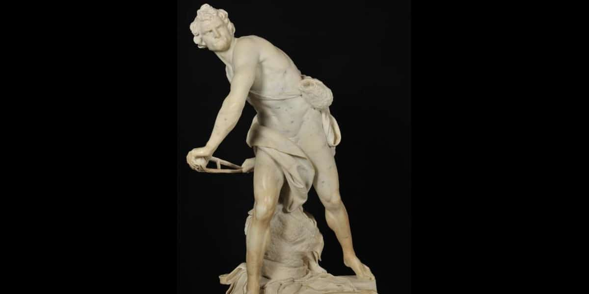 David By Bernini In The Borghese Gallery History Analysis Description Interesting Facts