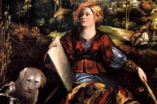 Circe or Melissa by Dosso Dossi
