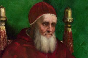 Pope_Julius_II by Raphael